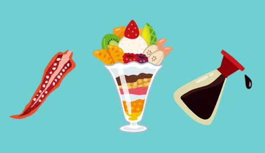 『甘いもの、辛いもの、塩分の多いもの』は薄毛・抜け毛の原因となる?スイーツやカプサイシンの影響とは