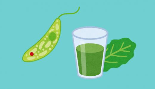 ユーグレナの『緑汁』や青汁が薄毛に効く?ミドリムシの驚異的な育毛効果!