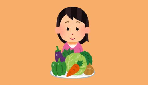 ベジタリアンにはワキガは少ない?肉食と菜食が与える体臭への影響
