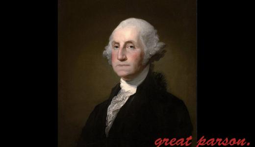 ジョージ・ワシントンの名言・格言一覧