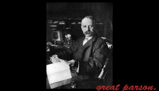 E・ヘンリー・ハリマン『恐怖の眼で未来を眺めるのは、危険きわまりない。』