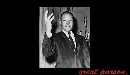 キング牧師『暴力は憎しみを増すだけである。憎しみはそのまま残る。暴力に対して暴力を持って報いれば、暴力は増加するだけである。』