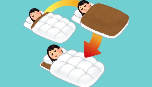 寝具を最適化して頭痛・腰痛・肩こり・寝違えを予防!寝床内環境と室温も同時に最適化しよう!