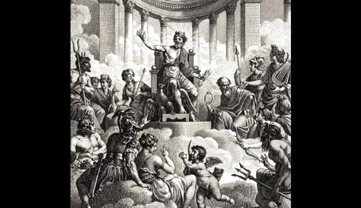 ソクラテスも信仰したギリシャ神話の神々~『哲学』はこうして世に誕生した~