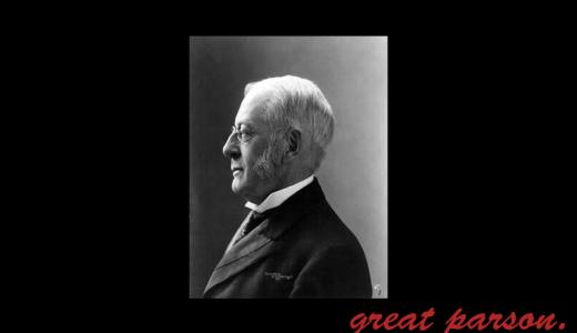 チャールズ・W・エリオット『未来の幸福を確保する最上の方法は、今日できうるかぎり幸福であろうとすることだ。』