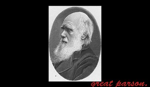 ダーウィン『原因を探求し続ける力が、人を発見者にする。』