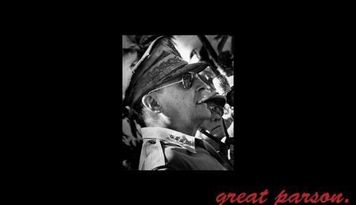 ダグラス・マッカーサー『勝利する意志なくして戦争に突入するのは、致命的である。』