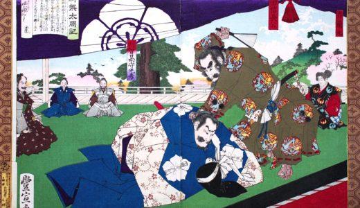 [1500~1800年編]年表で見る人類の歴史(世界史・日本史)と映画一覧