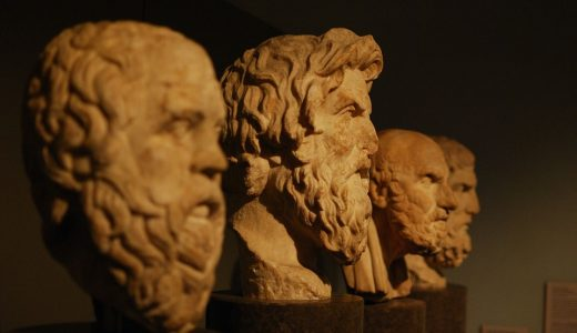 『哲学(philosohia)』はいつ生まれた?カギを握る古代ギリシャ人と日本人