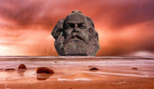 哲学史上、現実に最も大きな影響を与えた男、カール・マルクス登場