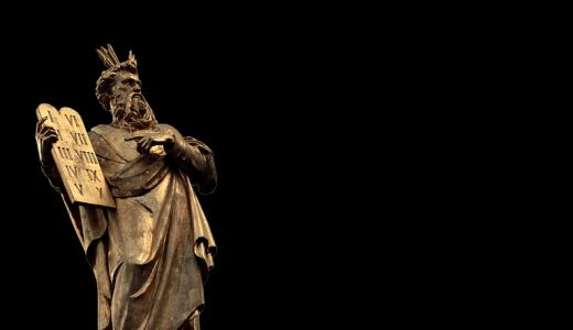ユダヤ教の創始者は『アブラハム』?『モーセ』?