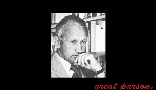 ノーマン・カズンズ『自らの良心から行動する個人ほど、強力なものはない。』
