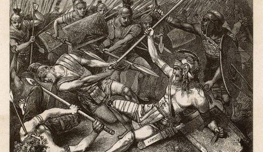 世界史上最高の名将『ハンニバル』に勝利した『大スキピオ』とローマ反乱の象徴『スパルタクス』