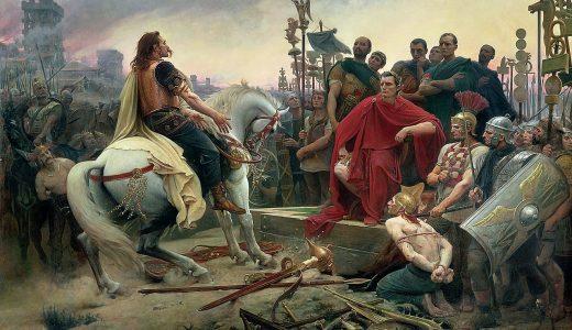 ローマ帝国の英雄は『カエサル』?それとも『アウグストゥス』?