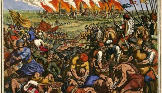 13世紀にあったチンギス=ハン一家の野望!『死体の山(ワールシュタット)』を作りながら領土を拡大