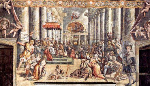 ヨーロッパで『古代→中世』へと変わる分岐点はいつ?『ローマ』最後の重要な3皇帝と『イタリア』最初の王オドアケル