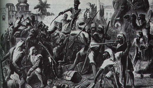 ムガル帝国があり得たのはアクバルが宗教の多様性を尊重したからだった!そして『インド帝国』へ!