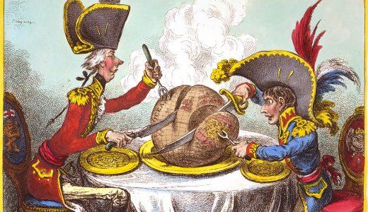王を失ったフランスで『ナポレオン・ボナパルト』のエネルギーが大爆発!イギリスの代わりに世界を獲るか?