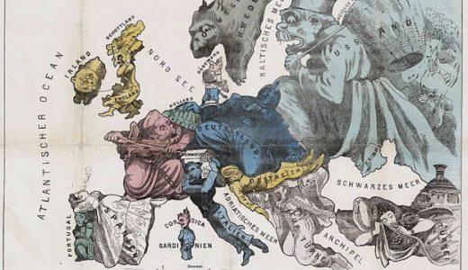 『黙れオーストリア!』鉄血宰相ビスマルクがナポレオン3世を破って『ドイツ帝国』が成立!