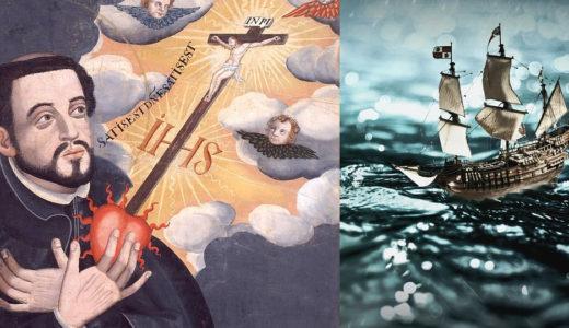 『九州三強』大友宗麟が南蛮貿易を始め野望を抱く!その時日本に鉄砲・キリスト教が伝来した