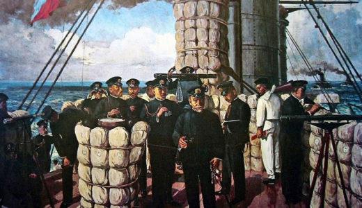 『世界三大提督』東郷平八郎が魅せたバルチック艦隊の撃破!しかし賠償金も出ず、大損害を被った日露戦争