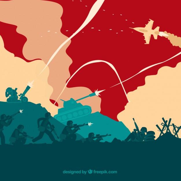 戦争映画』を実際にあった戦争一覧と共に見てみよう | IQ.