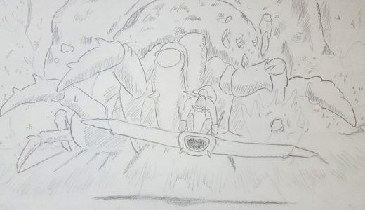 保護中: 『風の谷のナウシカ』を目一杯楽しもう!(クイズ&イラスト)