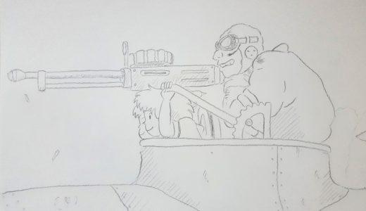 保護中: 『紅の豚』を目一杯楽しもう!(クイズ&イラスト)